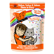 BFF OMG Chicken and Turkey Purrfect Plannin Recipe Pouch 12 Pack