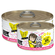 BFF 4Eva Tuna and Chicken Recipe