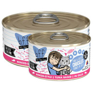 BFF Chuckles Tuna and Chicken Recipe - Case of 24