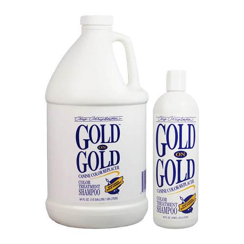Chris Christensen Gold on Gold Shampoo