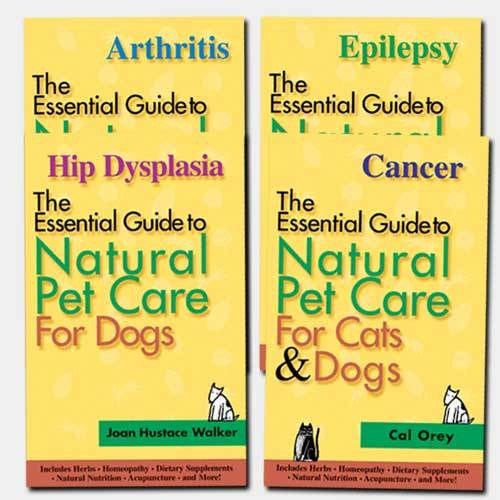Essential Guide to Natural Pet Care