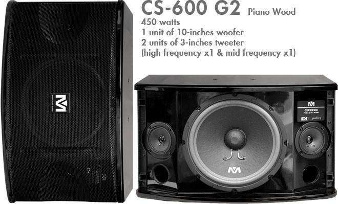 Better Music Builder CS-600 G2 10