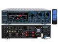 VocoPro DA-9800RV 600W Professional Digital Key Control Mixing Amplifier DSP Rv
