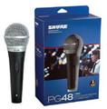 Shure Professional Microphone PG48 XLR