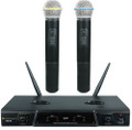 Martin Ranger WM-300 Rechargeable VHF Wireless Microphone, AC/DC 110-240V