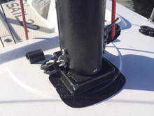 J/70 Mast Base Guard - Carbon