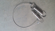 J/70 Rudder Pins (Stainless)