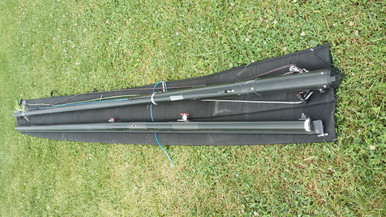 Sail22 Viper 2 Part Padded Mast Bag