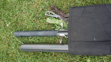 Sail22 Viper 2 Part Padded Mast Bag with Halyard Storage