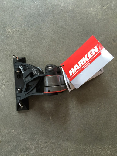 Harken 2156 J/70 Spinnaker Cleat Upgrade or Replacement Block