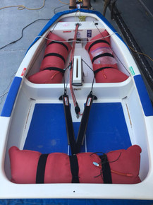 Opti Marine Grip Kit - Skin-friendly non-skid floor and rail traction