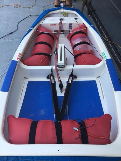 Opti Marine Grip Kit - Skin-friendly non-skid floor and rail traction