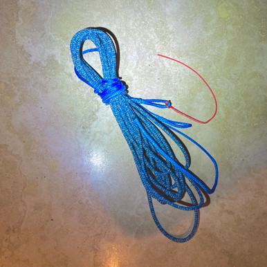 Melges 24 Blue Sail22 Spin sheets.