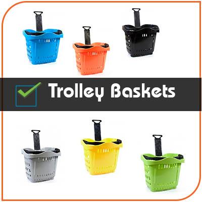 Trolley Baskets
