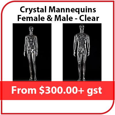 Crystal Mannequins I Surestyle