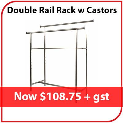Double Rail Rack I Surestyle