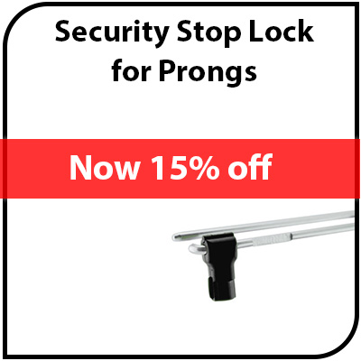 Stop Lock Tags for Prongs