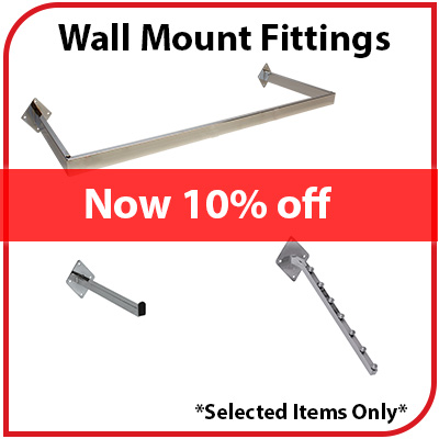 Wall Mount Fittings
