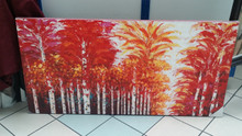 Oil painting Trees