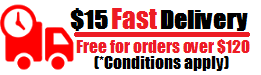 Details about shipping rates and delivery times