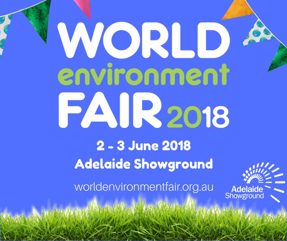 World Environment Fair Poster