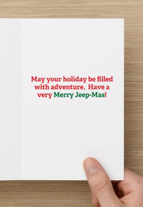 Jeep-Mas Card (Set of 10)