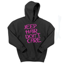 Hair Don't Care Hoodie