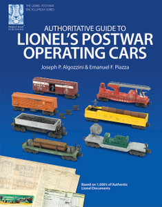 Authoritative Guide to Lionel's Postwar Operating Cars (Soft Cover)