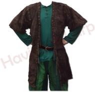 Suede Rangercoat