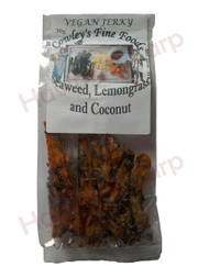 Sweet Potato, Lemongrass and Coconut Jerky