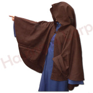 Short Canvas Cloak