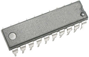 74HC163 Integrated Circuit