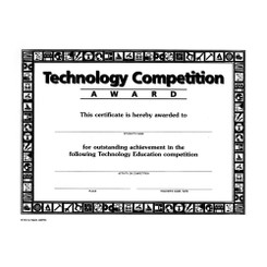 KELVIN® Technology Competition Certificates