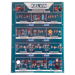 KELVIN® Linear/Analog Troubleshooting Trainer™