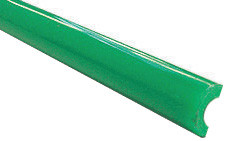 Butyrate Half-Round Tube, 5/16 in. O.D.