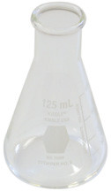 Erlenmeyer Flask, 125ml