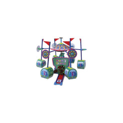 KELVIN® Kre8® Fairground Ride