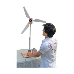 KELVIN® Experimental Wind Turbine with Project Motor Generator Kit