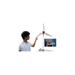 KELVIN® Experimental Wind Turbine with Assembled Transformer / Wind-Up Generator