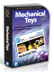 Focus On Mechanical Toys, School Site License