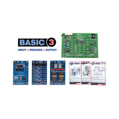 KELVIN® Basic 3™ Plug-In Boards Complete Set
