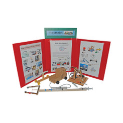KELVIN® Gr. 4-7 S.T.E.M. Lab: Pneumatics Advanced Team Pack