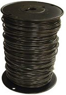 THHN #12 Stranded Wire, Black