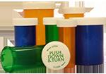Pharmacy Vials by Thornton