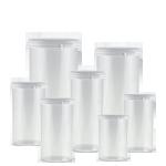 Snap Cap Plastic Vials by Thornton