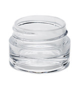 1/8 oz Clear Plastic Jar Thick Wall 1/8-33-TW-CPS