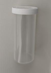2 ounce polypropylene snap cap vial