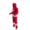Detroit Red Wings NHL Onesie Pajama - 80 degree angle side view