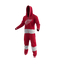 Detroit Red Wings NHL Onesie Pajama - 30 degree angle front view