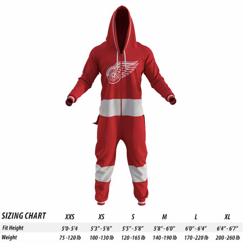 38e35595ab5 Detroit Red Wings NHL Onesie. Loading zoom